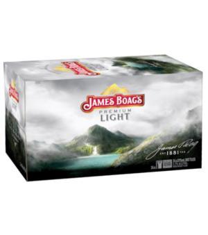 James Boag's Premium Light Stubbies Case 24