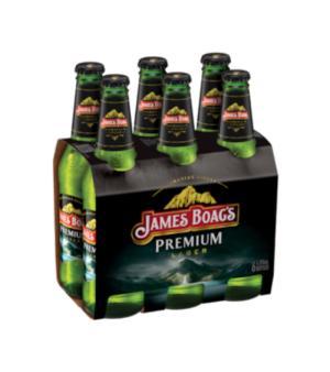 James Boag's Premium Stubbies 6pk