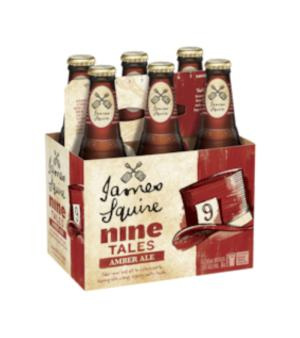James Squire Nine Tales Amber Ale 6pk