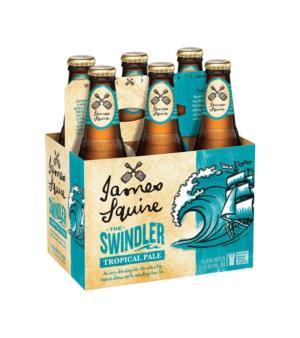 James Squire The Swindler Tropical Ale Stubbies 6pk