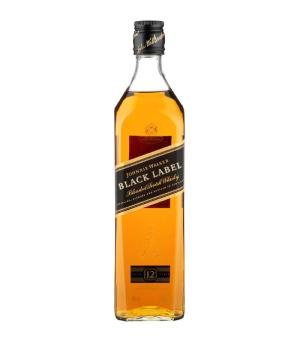 Johnnie Walker Black Label Blended Scotch Whisky 700ml
