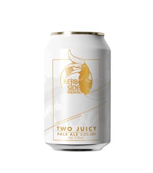 Kerbside Brewing Two Juicy Pale Ale Cans Case