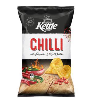 Kettle Chilli Chips 175g
