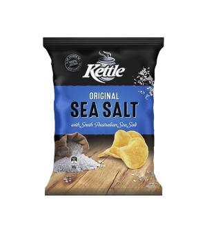 Kettle Original Sea Salt Chips 90g