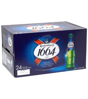 Kronenbourg 1664 Stubbies Case 24