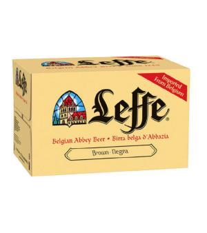 Leffe Blonde Stubbies Case 24