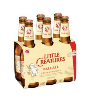 Little Creatures Pale Ale Stubbies 6pk