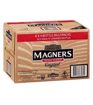Magners Original Cider Case 24