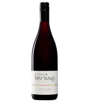 Map Maker Pinot Noir 6 Case