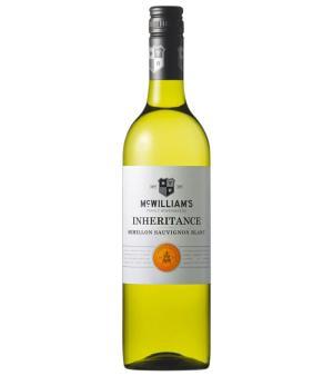 McWilliam's Inheritance Semillon Sauvignon Blanc 6 Case