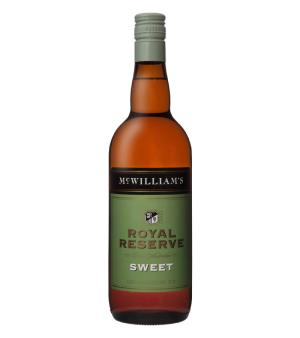 McWilliaims Royal Reserve Sweet Apera