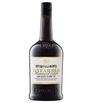 McWilliams Hanwood Estate 10 Year Grand Tawny