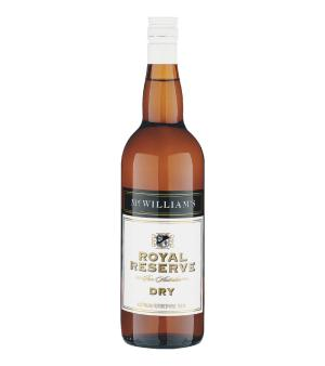 McWilliams Royal Reserve Dry Apera
