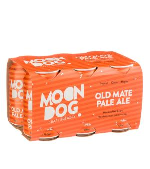 Moon Dog Old Mate Pale Ale Cans 6pk