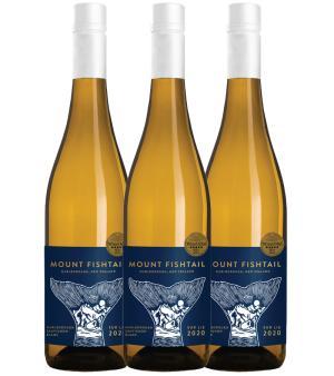 Mount Fishtail Sauvignon Blanc 3 pack