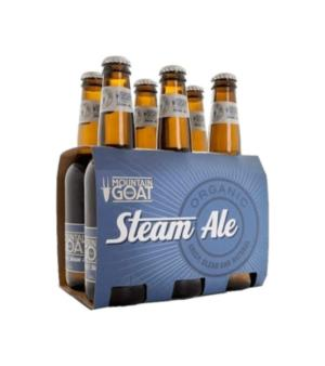 Mountain Goat Organic Steam Ale Stubbies 6pk