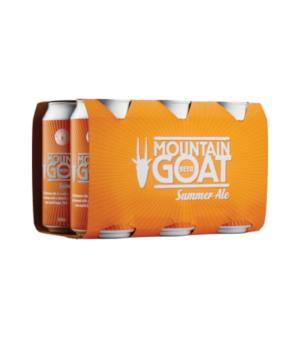 Mountain Goat Summer Ale Can 6pk