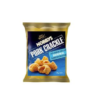 Nobby's Pork Crackle Original 25g