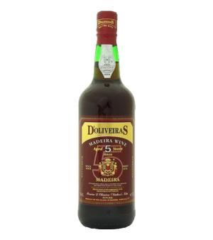 Pereira D'Oliveiras Tinta Negra Medium Dry Madeira 750ml
