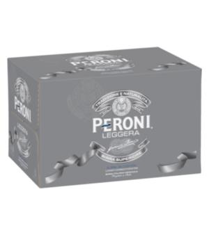 Peroni Leggera Stubbies Case 24