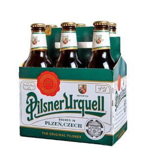 Pilsner Urquell Stubbies 6pk