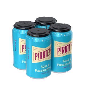Pirate Life Acai & Passionfruit Sour Can 4pk