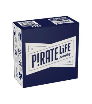 Pirate Life Pale Ale Can Case 16