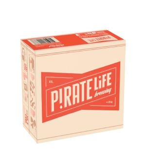 Pirate Life Throwback IPA Can Case 16