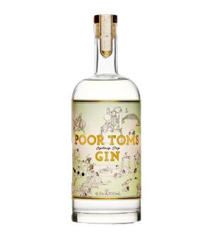Poor Toms Dry Gin 700ml