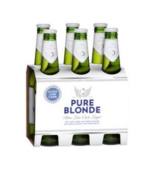 Pure Blonde Stubbies 6pk