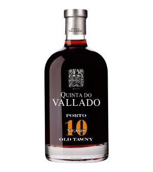 Quinta do Vallado 10 Yr Tawny Port 500ml