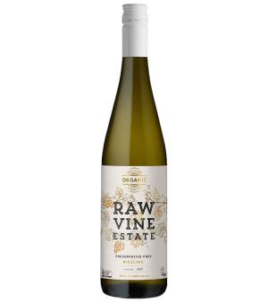 Raw Vine Estate Preservative Free Riesling
