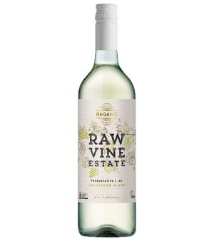 Raw Vine Estate Preservative Free Sauvignon Blanc