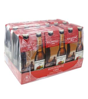 Rekorderlig Strawberry and Lime Cider Case 24 x 330ml