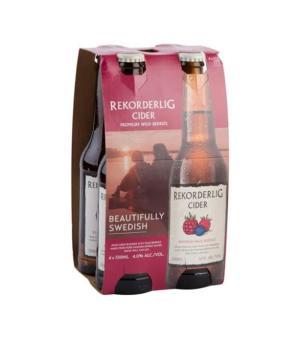 Rekorderlig Wild Berry Cider 4pk