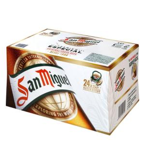 San Miguel Stubbies Case 24