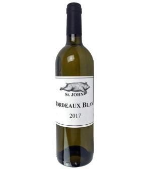 St John Bordeaux Blanc 6 Case