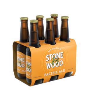 Stone & Wood Pacific Ale Stubbies 6pk