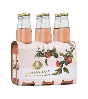 Strongbow Blossom Rose Apple Cider 6pk
