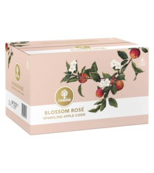 Strongbow Blossom Rose Apple Cider Case 24