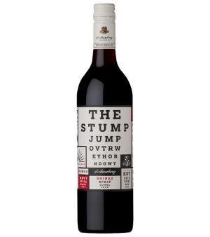 D'Arenberg The Stump Jump Shiraz 6 Case