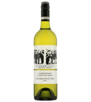 Tamburlaine Organic Preservative Free Chardonnay