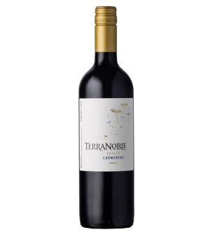 TerraNoble Carmenere 6 Case