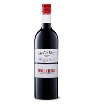 Terre a Terre Crayeres Vineyard Cabernet Franc Shiraz