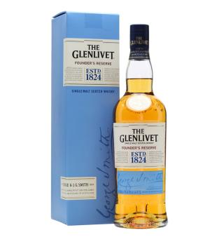 The Glenlivet Founders Reserve Malt Scotch 700ml