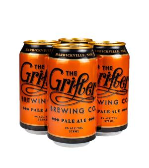 The Grifter Pale Ale Can 4pk