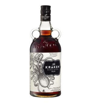 The Kraken Black Spiced Rum 700ml