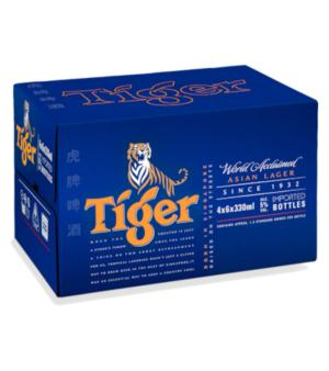 Tiger Stubbies Case 24