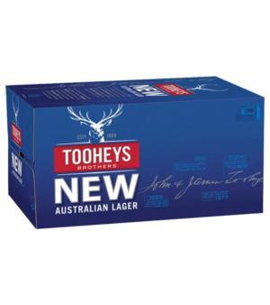 Tooheys New Stubbies Case 24