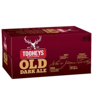 Tooheys Old Stubbies Case 24